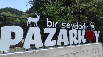 Naci Bodur'un Objektifinden Bolu'nun Mengen İlçesi'nin Atası İlk Pazarköy