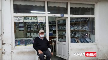Yarım Asırdır Gömlekçilik Yapan Fikri Soydan Maske ve Sosyal Mesafeye Dikkat Ediyor