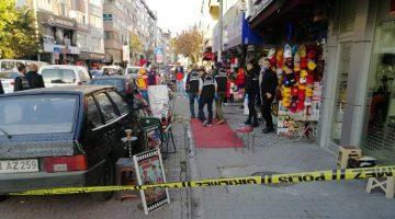 Cadde Ortasında Silahlar Konuştu Yaralılar Var